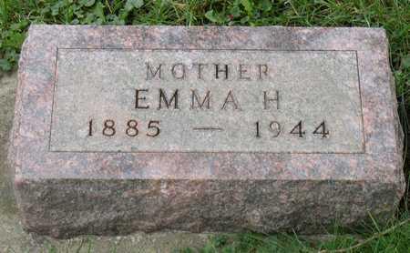 DAUBENMIER, EMMA H. - Linn County, Iowa | EMMA H. DAUBENMIER