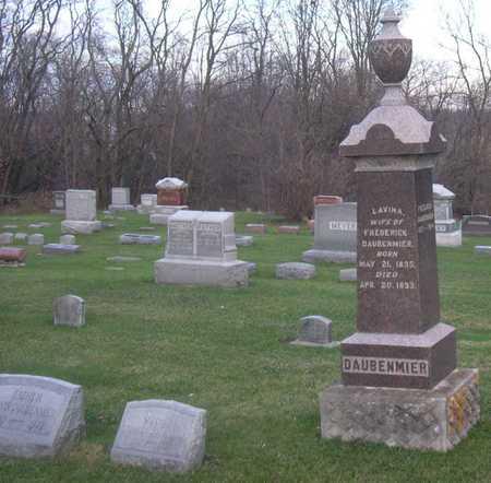DAUBENMIER, FAMILY STONE - Linn County, Iowa | FAMILY STONE DAUBENMIER