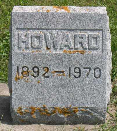 DAVIDSON, HOWARD - Linn County, Iowa | HOWARD DAVIDSON