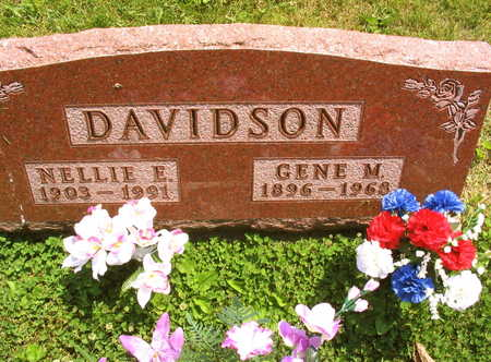 DAVIDSON, GENE M. - Linn County, Iowa | GENE M. DAVIDSON