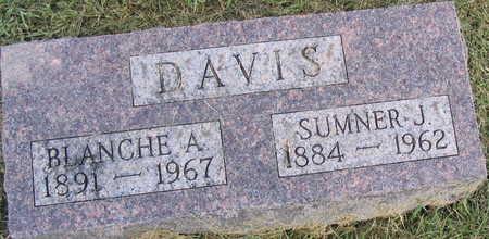 DAVIS, BLANCHE A. - Linn County, Iowa | BLANCHE A. DAVIS