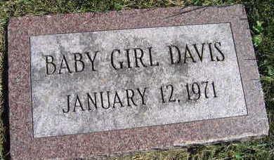 DAVIS, BABY GIRL - Linn County, Iowa | BABY GIRL DAVIS