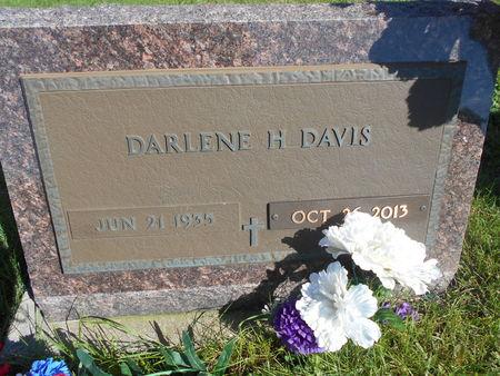 SCHROEDER DAVIS, DARLENE - Linn County, Iowa   DARLENE SCHROEDER DAVIS