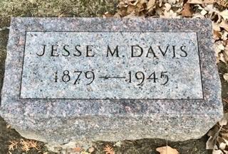 DAVIS, JESSE M. - Linn County, Iowa | JESSE M. DAVIS