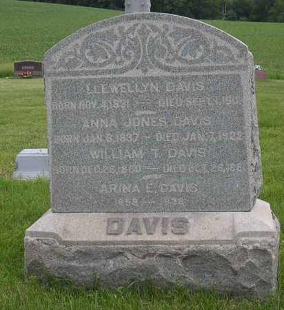 DAVIS, LLEWELLYN - Linn County, Iowa | LLEWELLYN DAVIS