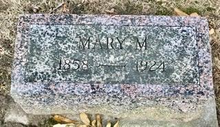 DAVIS, MARY M. - Linn County, Iowa | MARY M. DAVIS
