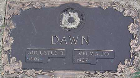 DAWN, AUGUSTUS B - Linn County, Iowa | AUGUSTUS B DAWN