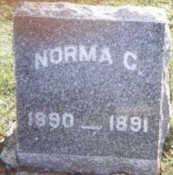 DAWSON, NORMA C, - Linn County, Iowa | NORMA C, DAWSON