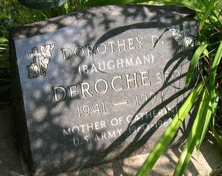 BAUGHMAN DE ROCHE, DOROTHEY D. - Linn County, Iowa | DOROTHEY D. BAUGHMAN DE ROCHE