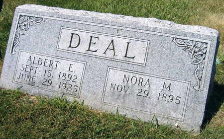 DEAL, ALBERT E. - Linn County, Iowa   ALBERT E. DEAL