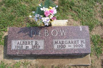 DEBOW, MARGARET - Linn County, Iowa | MARGARET DEBOW
