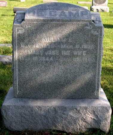 DECAMP, WILLIAM E. - Linn County, Iowa | WILLIAM E. DECAMP
