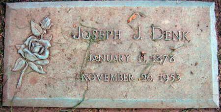 DENK, JOSEPH J. - Linn County, Iowa   JOSEPH J. DENK
