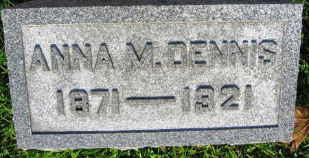 DENNIS, ANNA M. - Linn County, Iowa | ANNA M. DENNIS