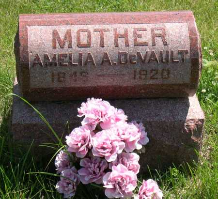DEVAULT, AMELIA A. - Linn County, Iowa | AMELIA A. DEVAULT
