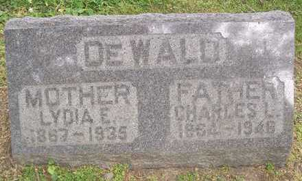 DEWALD, CHARLES L. - Linn County, Iowa | CHARLES L. DEWALD