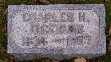 DICKISON, CHARLES H. - Linn County, Iowa | CHARLES H. DICKISON