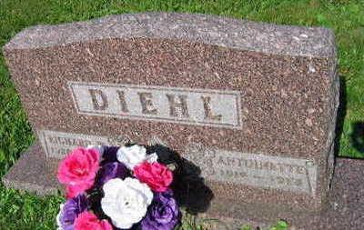 DIEHL, RICHARD - Linn County, Iowa | RICHARD DIEHL