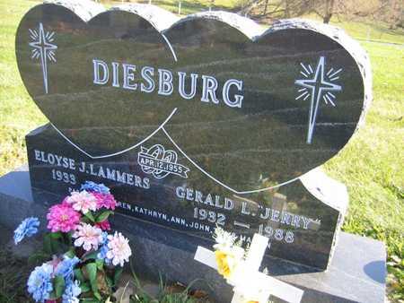 DIESBURG, GERALD L.