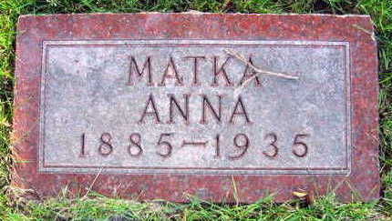 DIVIS, ANNA - Linn County, Iowa | ANNA DIVIS
