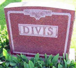 DIVIS, FAMILY STONE - Linn County, Iowa | FAMILY STONE DIVIS