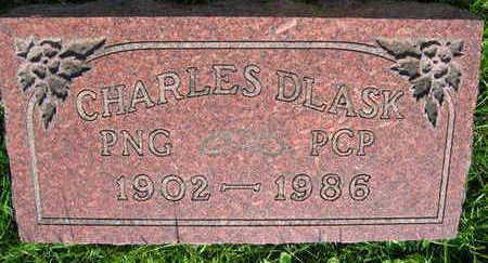 DLASK, CHARLES - Linn County, Iowa | CHARLES DLASK