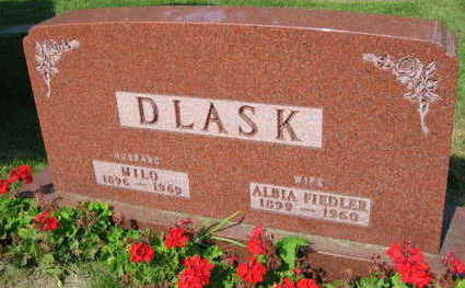 DLASK, MILO - Linn County, Iowa | MILO DLASK