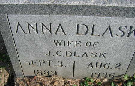 DLASK, ANNA - Linn County, Iowa | ANNA DLASK