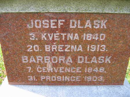 DLASK, JOSEF - Linn County, Iowa | JOSEF DLASK