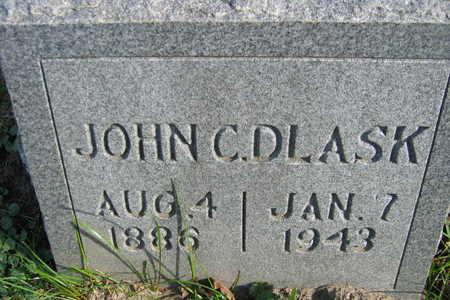 DLASK, JOHN C. - Linn County, Iowa | JOHN C. DLASK
