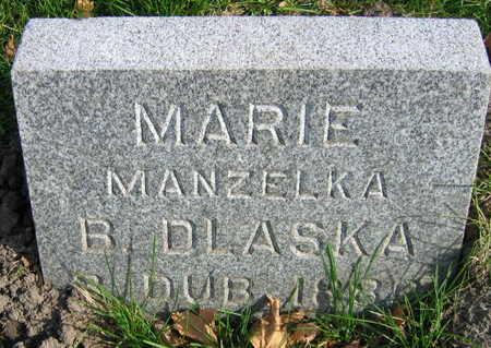 DLASK, MARIE - Linn County, Iowa   MARIE DLASK