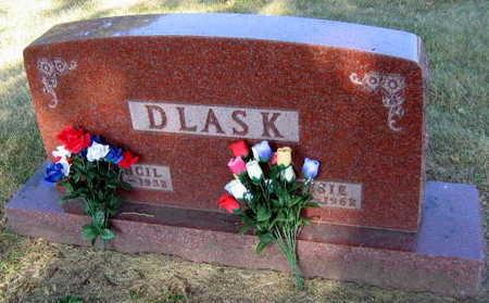 DLASK, BESSIE - Linn County, Iowa   BESSIE DLASK