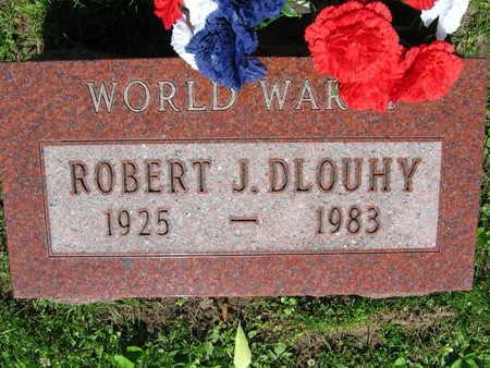 DLOUHY, ROBERT J. - Linn County, Iowa | ROBERT J. DLOUHY