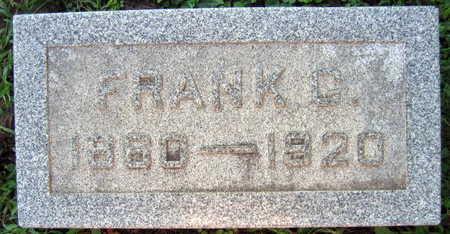 DOBROVSKY, FRANK C. - Linn County, Iowa   FRANK C. DOBROVSKY