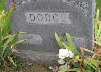 DODGE, ELMER L. - Linn County, Iowa | ELMER L. DODGE
