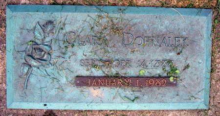 DOHNALEK, CLARA - Linn County, Iowa | CLARA DOHNALEK