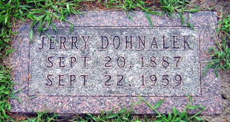 DOHNALEK, JERRY - Linn County, Iowa | JERRY DOHNALEK