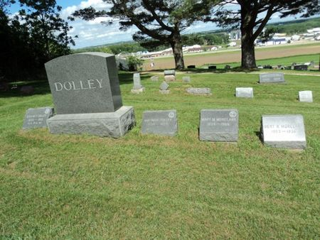 DOLLEY, FAMILY STONE - Linn County, Iowa | FAMILY STONE DOLLEY