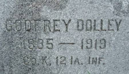 DOLLEY, GODFREY - Linn County, Iowa | GODFREY DOLLEY