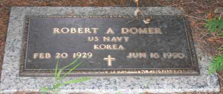 DOMER, ROBERT A. - Linn County, Iowa | ROBERT A. DOMER
