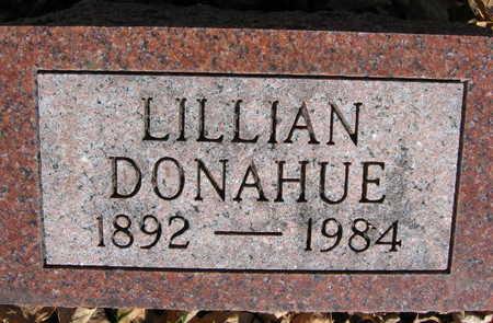 DONAHUE, LILLIAN - Linn County, Iowa | LILLIAN DONAHUE