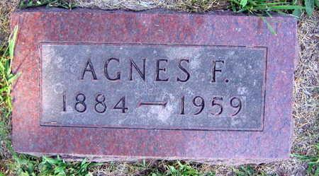 DOSKOCIL, AGNES F. - Linn County, Iowa | AGNES F. DOSKOCIL