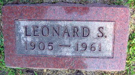 DOSKOCIL, LEONARD S. - Linn County, Iowa | LEONARD S. DOSKOCIL