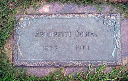 DOSTAL, ANTOINETTE - Linn County, Iowa | ANTOINETTE DOSTAL