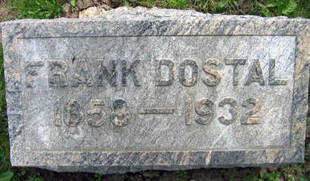 DOSTAL, FRANK - Linn County, Iowa | FRANK DOSTAL