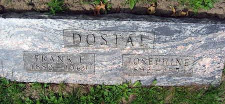 DOSTAL, JOSEPHINE - Linn County, Iowa | JOSEPHINE DOSTAL