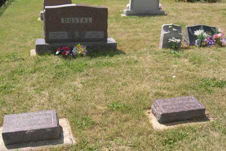 DOSTAL, FAMILY STONE - Linn County, Iowa | FAMILY STONE DOSTAL