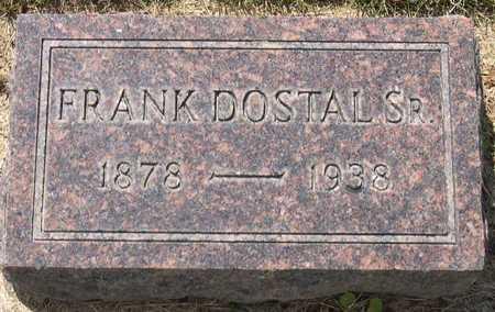 DOSTAL, FRANK, SR. - Linn County, Iowa | FRANK, SR. DOSTAL