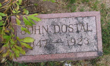DOSTAL, JOHN - Linn County, Iowa | JOHN DOSTAL