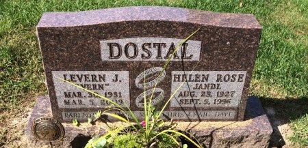 DOSTAL, HELEN ROSE - Linn County, Iowa | HELEN ROSE DOSTAL